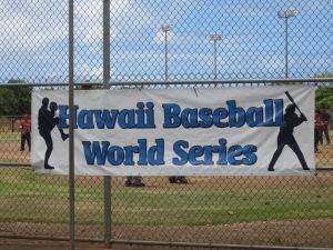 Hawaii World Series 2014