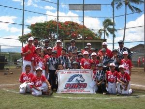 Pinto 2014 Consolation Championship